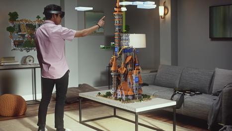 Jugar 'Minecraft' con HoloLens de Microsoft y colocar el mundo entero en una mesa de café | eSalud Social Media | Scoop.it