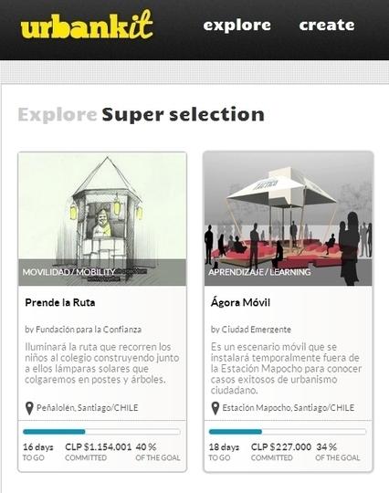 REGARDS SUR LE NUMERIQUE | Quand le crowdfunding s'étend à l'urbanisme | du village autonome... | Scoop.it