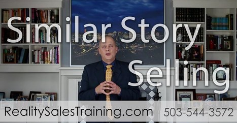 Similar Story Selling - Another Way To Use Storytelling To Close More Deals (https://www.youtube.com/watch?v=7e72lR9hkN8) | Just Story It! Biz Storytelling | Scoop.it