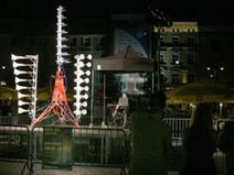 Christof Schläger +++ Projekt Urbanes Hornkonzert | DESARTSONNANTS - CRÉATION SONORE ET ENVIRONNEMENT - ENVIRONMENTAL SOUND ART - PAYSAGES ET ECOLOGIE SONORE | Scoop.it