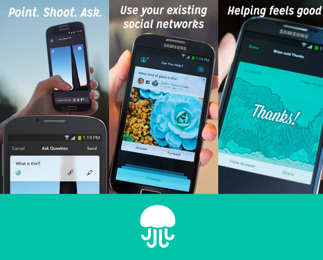 Jelly - a Q&A app powered by your friends   Future Web   Scoop.it