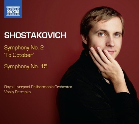 Blogger Musical (Beautiful Classical Music): Shostakovich: Symphonies Nos. 2 & 15 | Classical music news | Scoop.it