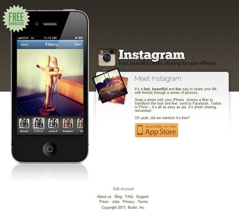 "Why the Landing Page of the 2011 App of the Year Is Just ""Okay"" 