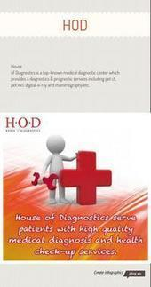 Infographic: HOD   Infogram   HOD - medical diagnostic services   Scoop.it