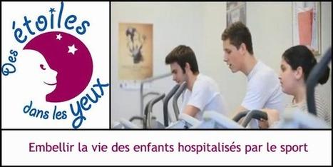 Une vie meilleure pour des enfants hospitalisés grâce au sport ? | Sport responsable | Physical activity and Health | Scoop.it
