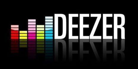 Deezer : les nouvelles offres gratuites sont lancées   BiblioLivre   Scoop.it