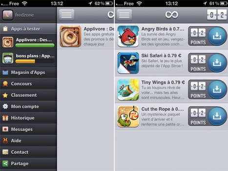 Freevore : les applications de l'AppStore sans rien payer ! | Time to Learn | Scoop.it