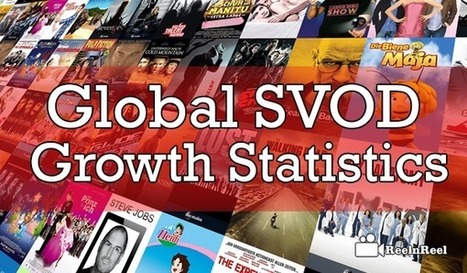 20 Global SVOD Growth Statistics - | Internet Marketing | Scoop.it