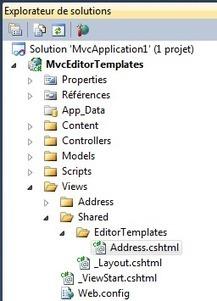 ASP.NET MVC 3 – How to use EditorTemplates | Coding in .NET ! | ASP.NET DEVELOPMENT | Scoop.it