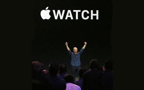 Seven new facts we know about the Apple Watch from Tim Cook | Technology in Business Today | Scoop.it