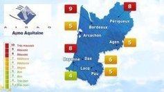 Pic de pollution aux particules sur Bordeaux, Dax et Périgueux - France 3 Aquitaine | Elu-es écologistes au Conseil régional d'Aquitaine | Scoop.it