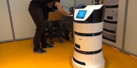 Diya One, un robot qui se creuse les neurones | Une nouvelle civilisation de Robots | Scoop.it