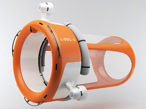 Poubelle la vie : un robot pour collecter les déchets en mer | Plongée sous-marine Beuchat | Scoop.it