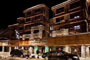 Hôtels de montagne : Tignes abrite désormais un cinq étoiles | montagne | Scoop.it