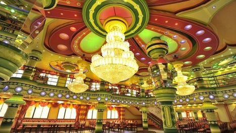 Les indiens de Bolivie s'inventent une architecture psychédélique et baroque | Chroniques boliviennes | Scoop.it