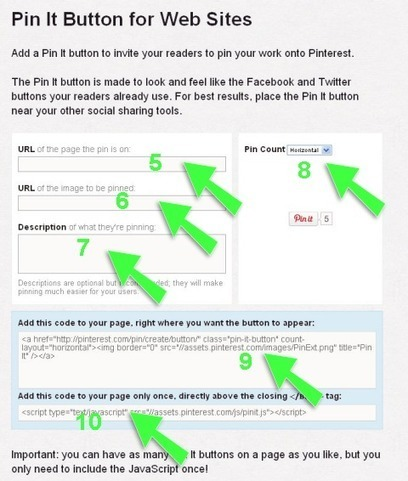 How to Use Pinterest to Drive More Traffic to Your Blog | Social Media Examiner | Pinterest for Business | Scoop.it