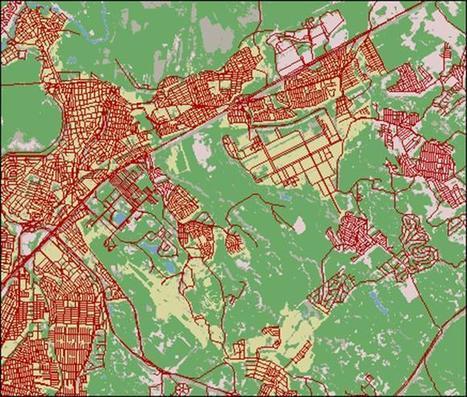 ICS map server: Extracting Clutter from Landsat 8 Multispectral ... | Remote Sensing News | Scoop.it