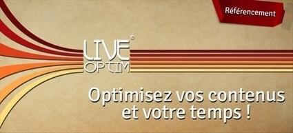 Améliorer votre référencement naturel grâce à Liveoptim   E-marketeur dans tous ses états   Scoop.it