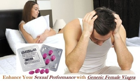 Generic Female Viagra For Women To Cure Sexual Dysfunction | Generic Pharmacy | Scoop.it