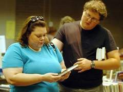 Jackson-Madison County Library's book sale was held this past weekend | Tennessee Libraries | Scoop.it