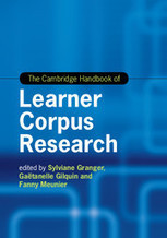 The Cambridge Handbook of Learner Corpus Research | Applied Corpus Linguistics to Education | Scoop.it