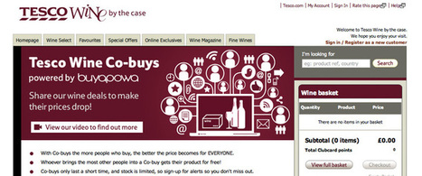 World's Third Largest Retailer, Tesco Launches New Social ... | tesco buss4 | Scoop.it