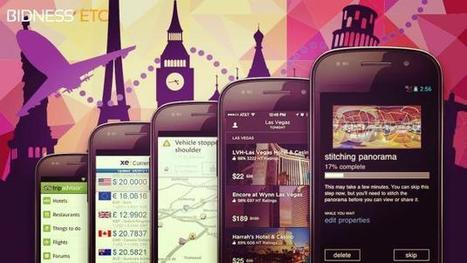 Top 5 Travel Apps For Your Summer Travels - Bidness Etc | Travel | Scoop.it