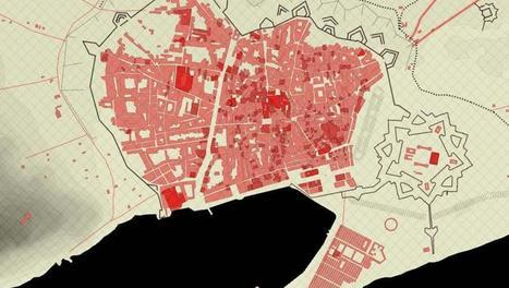 La evolución de Barcelona, explicada en un innovador mapa interactivo   History 2[+or less 3].0   Scoop.it