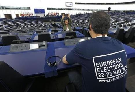 As European elections loom, parties struggle for attention   Reuters   Gov & Law - Bre Hemann   Scoop.it