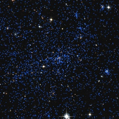 ESO's XXL galaxy cluster survey could improve our understanding of dark matter | Sustainable Futures | Scoop.it