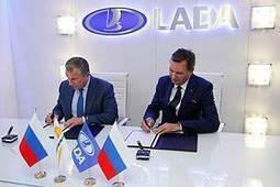 Rosneft and AVTOVAZ Strengthen Strategic Cooperation   Oil & Gas   Scoop.it