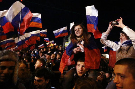 Exit polls show Crimea votes for secession | Geography Education | Scoop.it