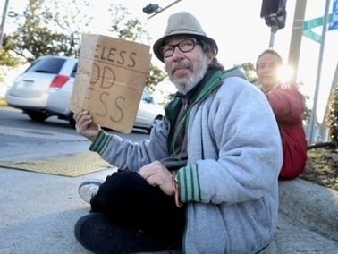 VICTORA: Searching for a solution to help local homeless - The Northwest Florida Daily News   poverty   Scoop.it