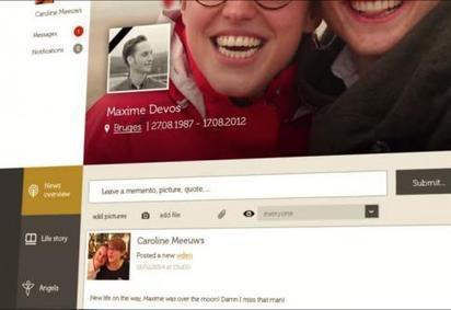 RÉSEAUX SOCIAUX • Elysway, le Facebook de l'au-delà - Courrier International | Community Manager par Léa GAGET | Scoop.it