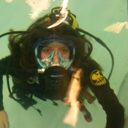 London schoolgirl, 12, is one of world's youngest master scuba divers - Scubaverse | ScubaObsessed | Scoop.it