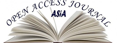 Reputed Open Access Journals in Asia     International Journal of Agronomy and Agricultural Research (IJAAR)   Scoop.it