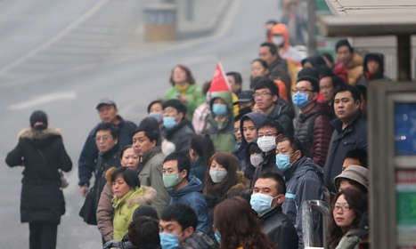 China's toxic air pollution resembles nuclear winter, say scientists | Pollution and the Enivronment | Scoop.it
