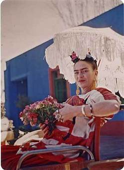 """Watch Moving Short Films of Frida Kahlo and Diego Rivera at the """"Blue House""""   Favorite Paintings digital   Scoop.it"""
