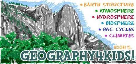 Rader's GEOGRAPHY 4 KIDS.COM | Worthwhile Websites | Scoop.it