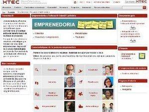 Ensenyament crea un espai web per impulsar l'emprenedoria en l'educació infantil i primària - Sala de premsa.Generalitat de Catalunya   CETEI   Scoop.it