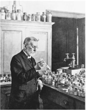 Paul Ehrlich - Chemistry Encyclopedia -   cure for breast cancer   Scoop.it