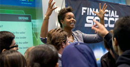 Visa's Financial Soccer   Making Sense of Money   Scoop.it