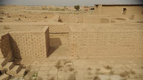 Le temple Nabû de Nimrud détruit par les extrémistes de l'État islamique | Connaissance des Arts | Histoire et Archéologie | Scoop.it
