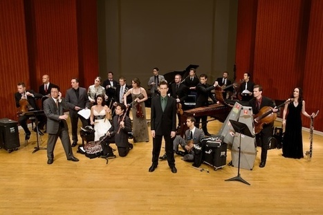 Alarm WIll Sound updates, expands classical sound in two Columbia shows | KBIA | OffStage | Scoop.it