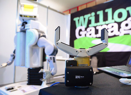 Willow Garage May Sell Limited Edition Velo Grippers - IEEE Spectrum | The Robot Times | Scoop.it