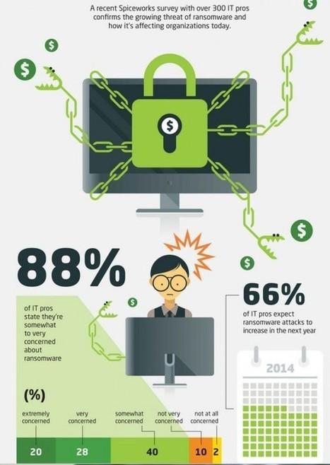 Ransomware Threats a Concern | mémoire M2 | Scoop.it