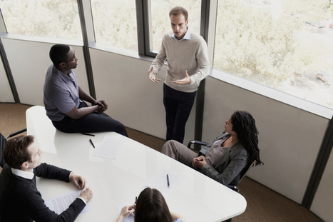 Millennials: How to Be a Leader in the Workplace | On Leaders and Managers | Scoop.it