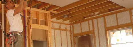 Reputable and skilled foam insulation contractor - Breathe Green LLC | Breathe Green LLC | Scoop.it