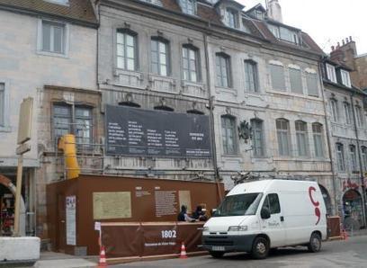 Culture, Besançon : Bientôt un appel au mécénat pour la maison Victor Hugo actualité Besançon Franche-Comté | Mecenat World | Scoop.it