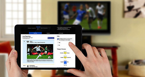 #Brazil2014: il primo mondiale in Second Screen - SocialDaily Italia | Social Daily | Scoop.it